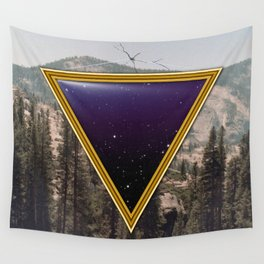 Space Frame Wall Tapestry