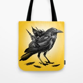 The Death Rattle Tote Bag