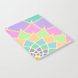 Pastel Lotus Notebook