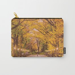 Autumn in Central Park Carry-All Pouch