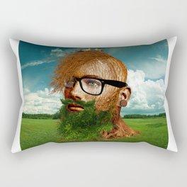Eco Hipster Rectangular Pillow