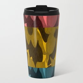 Flowers Through Different Lenses Travel Mug