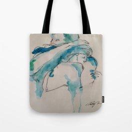 Twig and Ink Series #73 Tote Bag