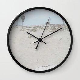 Beach Collage Wall Clock