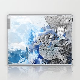 goldie's friend Laptop & iPad Skin