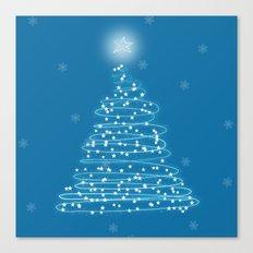 Holiday Tree Canvas Print
