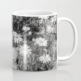 flowers in the garden, june 2018 Coffee Mug