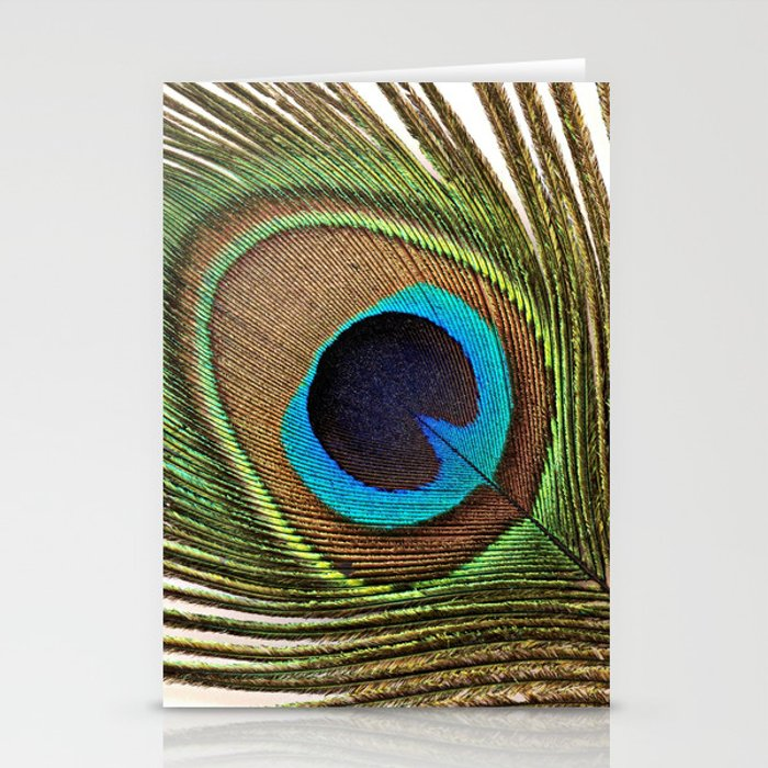 Peacock_20171201_by_JAMFoto Stationery Cards