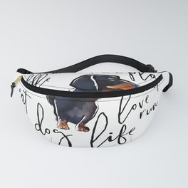 Dog Life Fanny Pack