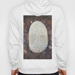 Spiritual symbol. Tree of Life. Hoody
