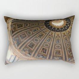 Don't Look Down. Rectangular Pillow