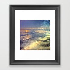From the Airplane Framed Art Print
