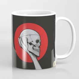 Skull Hamblet  Coffee Mug