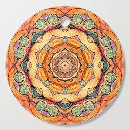 mandala#31 Cutting Board