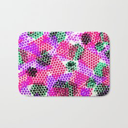 Colorful Fusion Bath Mat