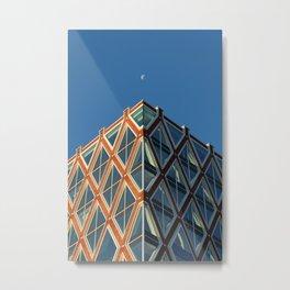Gouda City Hall, the Netherlands Metal Print