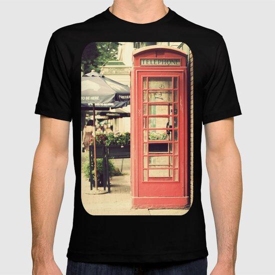 London calling ... T-shirt