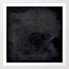 Black & White Abstract Series ~ 9 Art Print