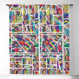 Kaku Technicolor Blackout Curtain