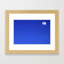 Luna 51 Framed Art Print