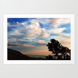 Cloud IV Art Print