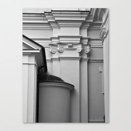 Denser Canvas Print