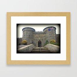 Kryal Castle Framed Art Print