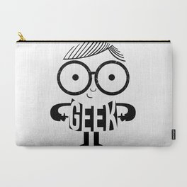 Geeky Nerdy Carry-All Pouch