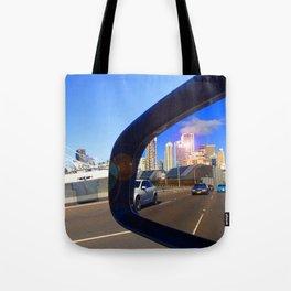 Rear Vision I Tote Bag