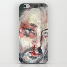 Portrait Study  iPhone Skin