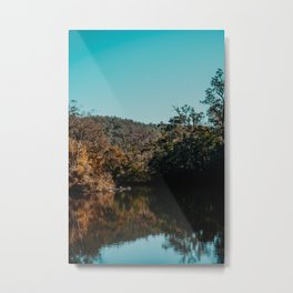 Wellington Dam Metal Print