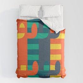Cactus view Comforters