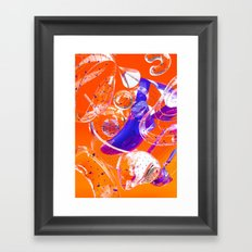 Abstract Arts 01 Framed Art Print