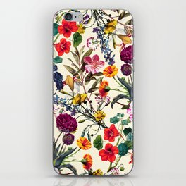 Macigal Garden V iPhone Skin