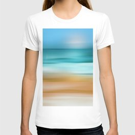 Abstract Seascape 2 T-shirt