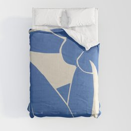 Blue Nude by Henri Matisse  Comforters