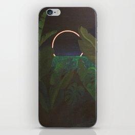 Jungle Eclipse iPhone Skin
