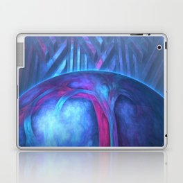 Big Blue Marble Laptop & iPad Skin