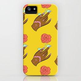 Henna pattern 2 iPhone Case
