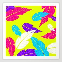 Flighty Art Print