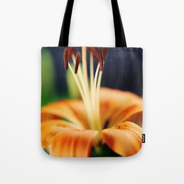 Flower Lily Tote Bag