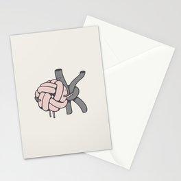 Ok to Knot be Ok Stationery Cards