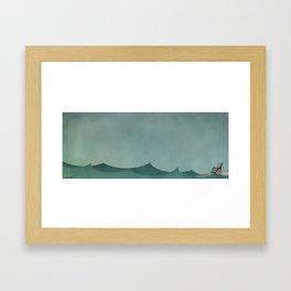 Emilia's Dream Framed Art Print