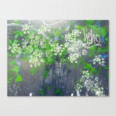FlowerPower Fantasy 9-A Canvas Print