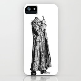Madman with a Box: 10 iPhone Case