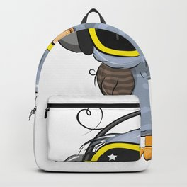 Be Cool Owl Backpack