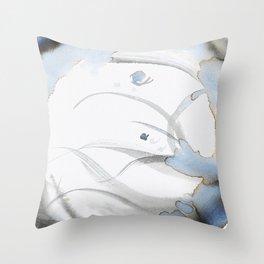 Sea & Me 5 Throw Pillow