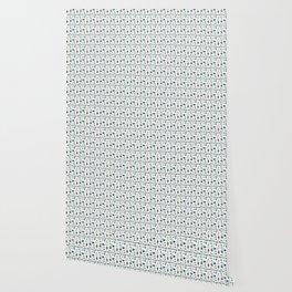 Evolved Futuristic Cult Symbols Wallpaper