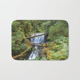 Dutchman Falls - Columbia River Gorge Oregon Bath Mat