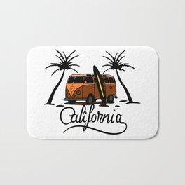 Calfornia Bath Mat